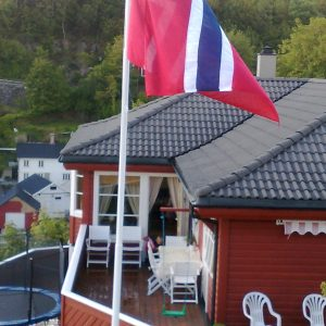 Fjellheim flaggstenger 07